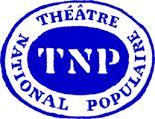 Logo TNP de Villeurbanne
