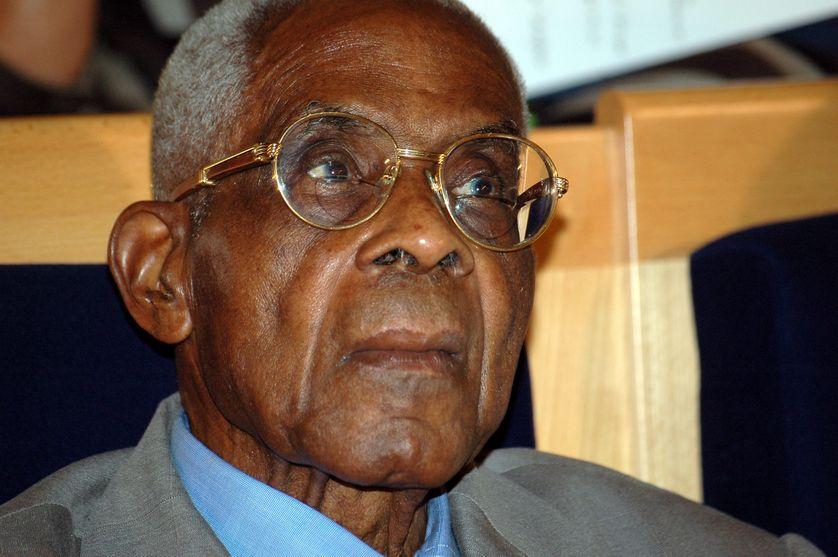 Aimé césaire, le 10/04/2008