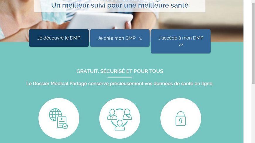 le Dossier Médical Partagé