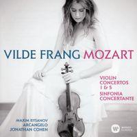 Concerto n°5 en La Maj K 219 (Turkish) : Allegro aperto - pour violon et orchestre