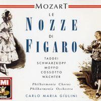 Les noces de Figaro : Pace pace mio dolce tesoro (Acte IV) Trio Figaro Susanna le Comte