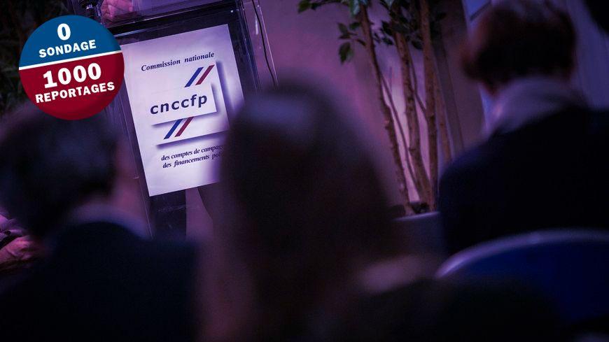 Conférence de presse de la CNCCFP, en 2013