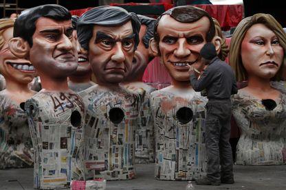 Un carnaval sous surveillance