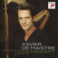 Concerto en Ut Maj K 299 : Andantino - pour flûte traversière harpe et orchestre