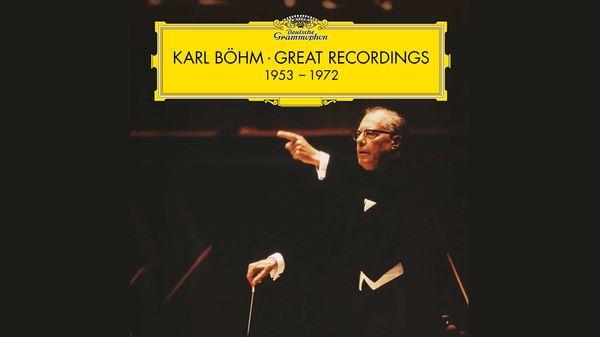 Karl Böhm Great Recordings (1959-1972) chez DG 3/4 + les nouveaux CD de Rafal Blechacz et d'Andreas Ottensamer