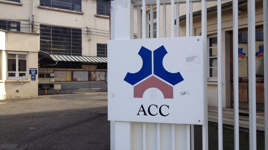 Le site des ACC à Clermont-Ferrand