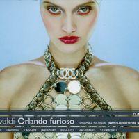 Orlando furioso : Sol da te mio dolce amore (Acte I Sc 11) Air de Ruggiero