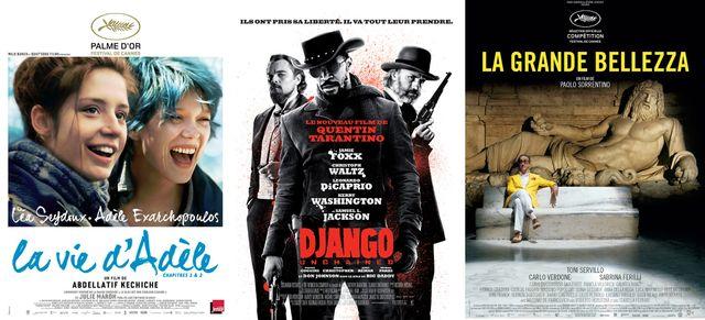 Les films de 2013, lauréats en 2014 du Prix du Masque et la Plume