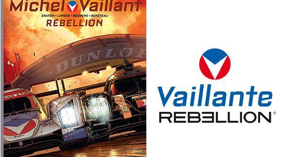 Michel Vaillant De Retour Au Mans En Bande Dessin 233 E Et