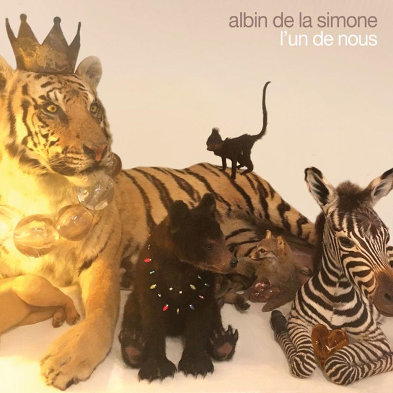 """Couverture album """"L'un de nous"""""""
