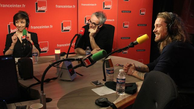 Rebecca Manzoni, Vincent Delerm et Julien Doré