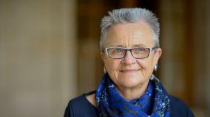 """Françoise Gatel, présidente de l'AMF en Ille-et-Vilaine :""""il y a un engorgement terrible dans les quatre départements bretons"""""""