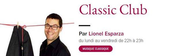 Classic Club - France Musique