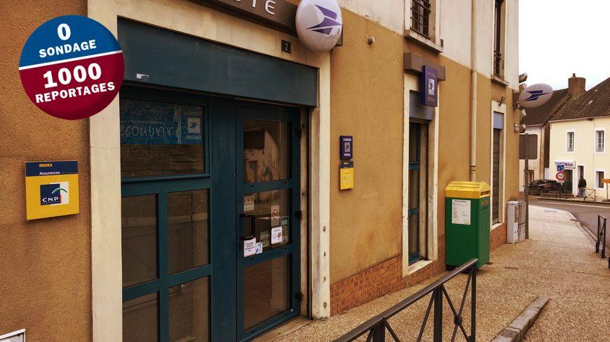 Le bureau de poste d'Yvré-l'Evêque (72) vit sans doute ses dernières heures