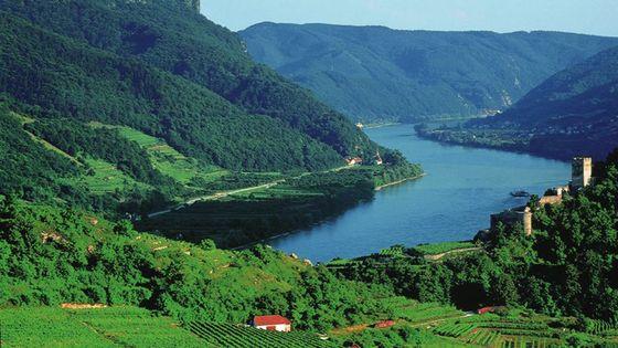 Le Danube, quelquepart...