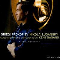 Concerto en la min op 16 : Allegro moderato molto e marcato