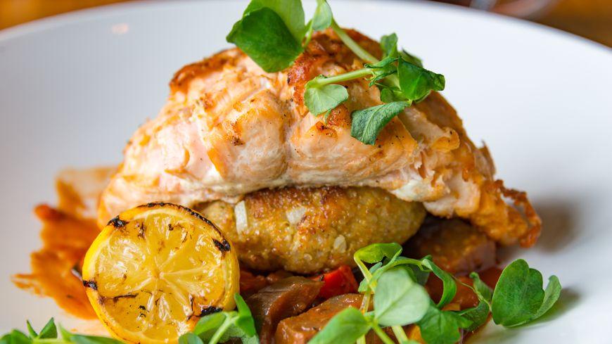 Guide michelin 2017 les treize restaurants toil s en for France bleu orleans cuisine