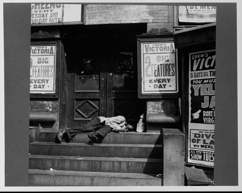 New-York, en 1931