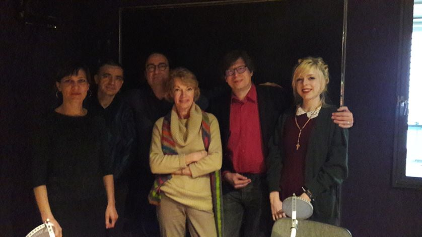 Céline du Chéné, Christophe Bier, François Angelier, Brigitte Lahaie, Philippe Rouyer, Sixtine Audebert