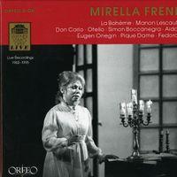 Otello : Dio ti giocondi o sposo (Acte III) Desdémone et Otello - MIRELLA FRENI