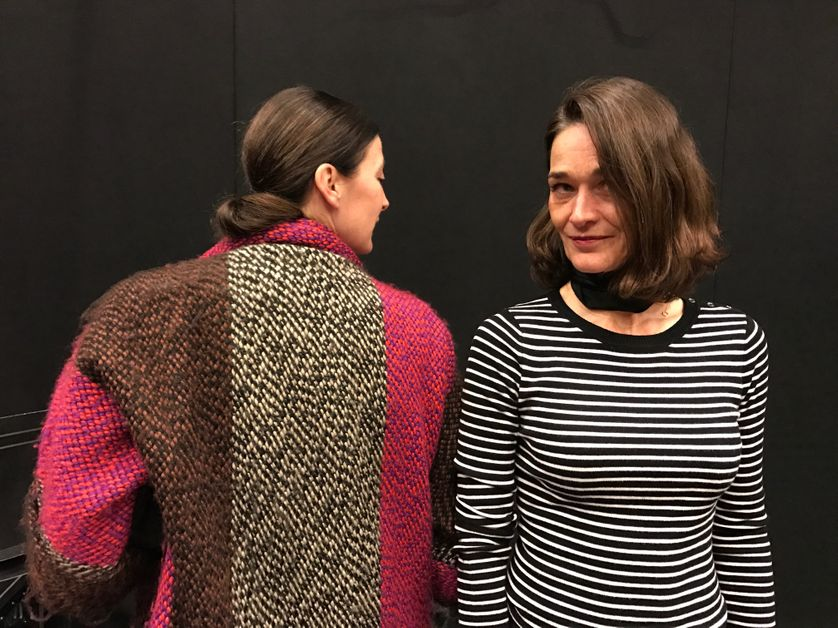Marie-Agnès Gillot & Karine Henry
