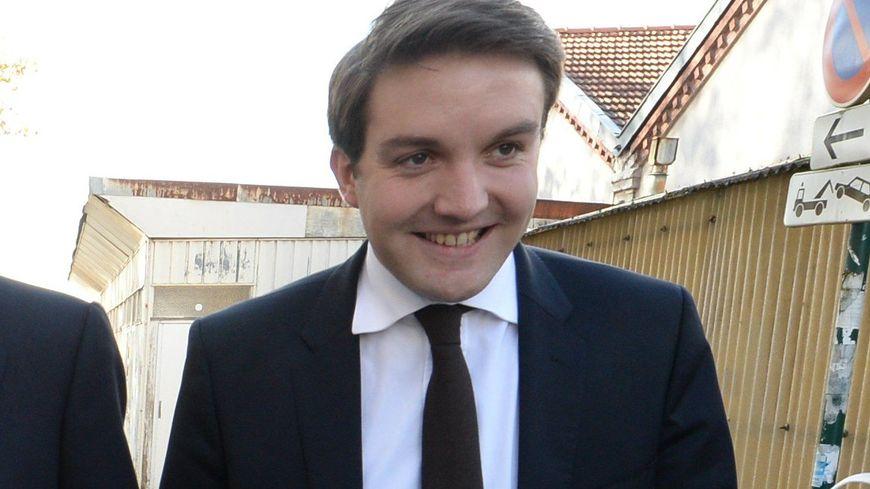 Guillaume Guérin, Président LR en Haute-Vienne