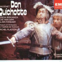 Don Quichotte : Acte I : Prelude et danse - alza! alza! alza! - TERESA BERGANZA