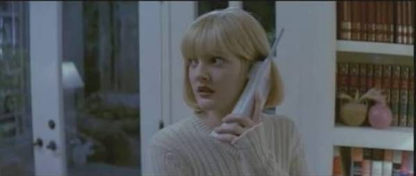 Capture du film Scream de Wes Craven