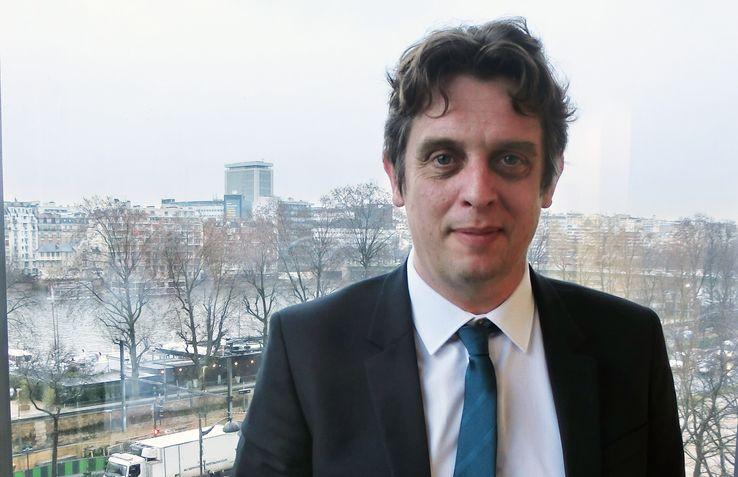 Henri Verdier, le directeur interministériel du numérique