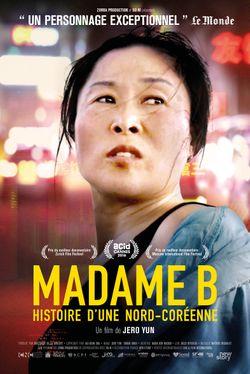 Madame B. Histoire d'une nord-coréenne de Jero Yun