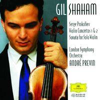 CD Shaham / LSO / Prévin