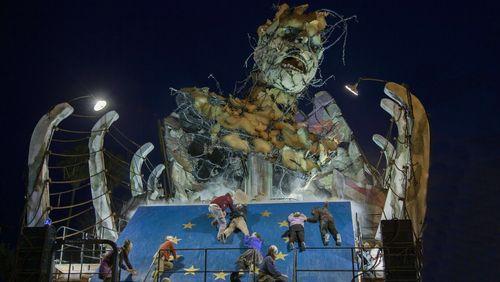Les territoires de la fête (2/4) : De la satire carnavalesque à la revendication : quand la fête devient politique