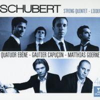 Quintette à cordes en Ut Maj op posth 163 D 956 : Adagio - pour 2 violons alto et 2 violoncelles