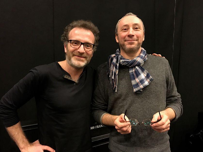 Christophe Blain & Pierre Sérisier