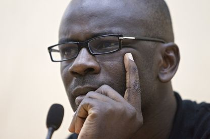 Lilian Thuram, fondateur de la Fondatio n Lilian Thuram - Education contre le racisme""
