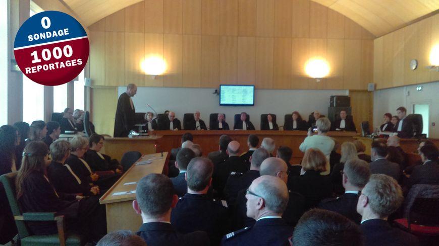 Le tribunal de coutances recherche magistrats d sesp rement - Tribunal d instance salon de provence ...