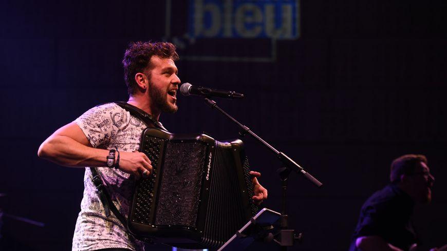 France Bleu Live avec Claudio Capéo