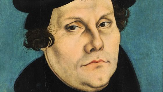 Martin Luther, 1528 (Veste Coburg)