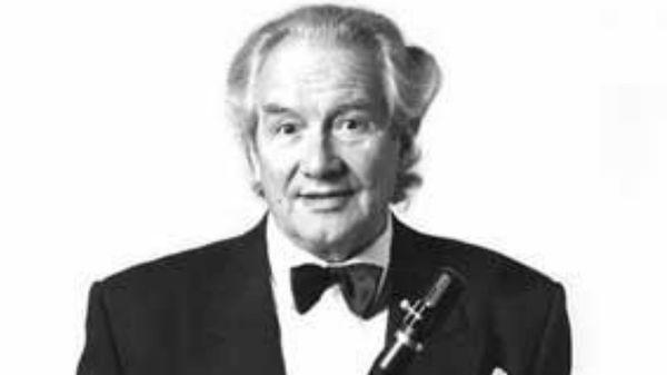 Disparition du grand clarinettiste Gervase de Peyer