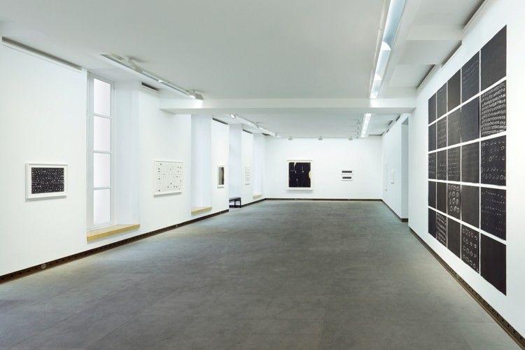 """photo de l'exposition """"Pierrette Bloch. Un certain nombre d'œuvres. 1971-2016"""""""