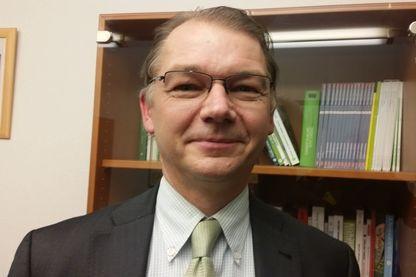 Philippe Lamberts, euro député Vert en Belgique