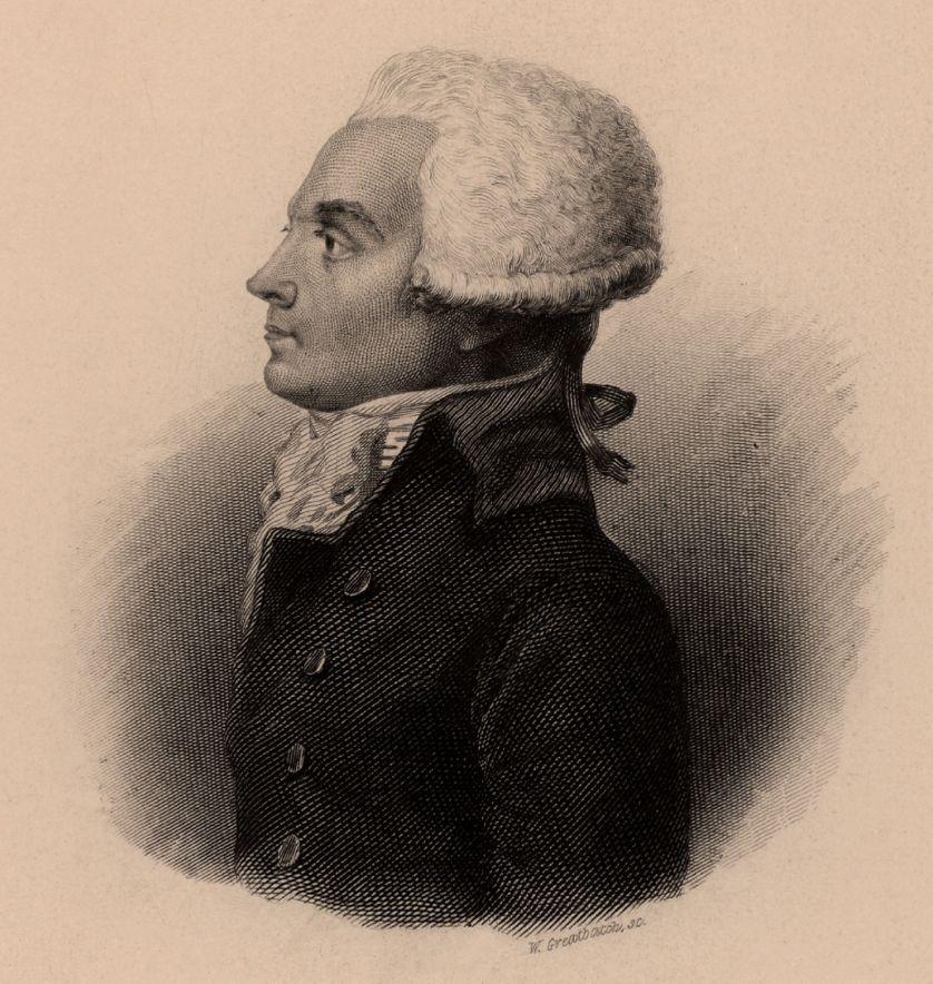 Maximilien Marie Isidore de Robespierre