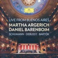 Etude en forme de canon en la min op 56 n°2 - arrangement pour 2 pianos - Daniel Barenboim