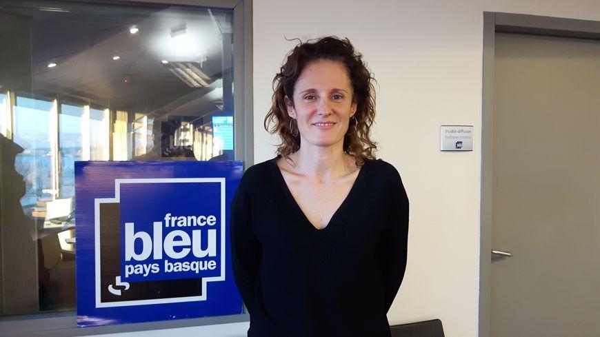 Anne CAMPET, déléguée CGT de la Poste à Bayonne