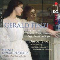 Elegy en Fa Maj op 22 - pour violon et piano