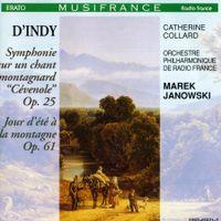Symphonie sur un chant montagnard français en Sol Maj op 25 (Symphonie cévenole) : 1. Assez lent - Modérément animé - Allegro - pour piano et orchest
