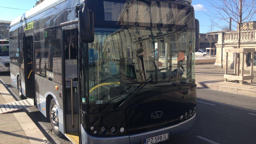 vidÉo - des bus électriques bientôt en circulation sur le grand