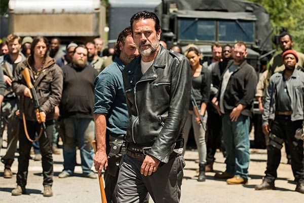 """The Walking dead"", 7ème saison de la série"
