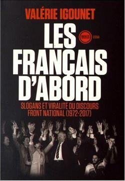 Les Français d'abord - Slogans et viralité du discours Front National