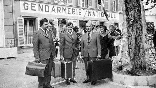 """""""Le commissaire est bon enfant"""" de Georges Courteline"""